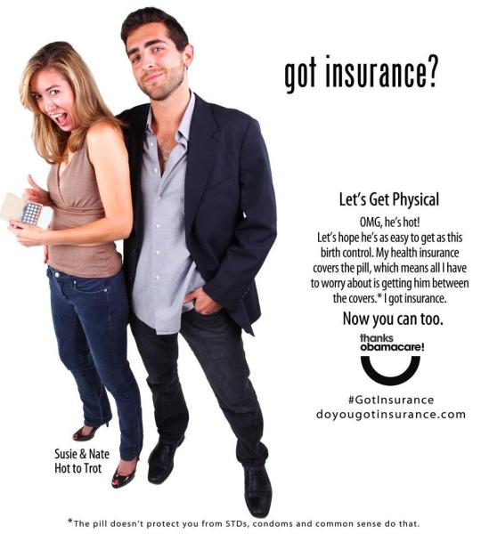 Obamacare sleaze marketing